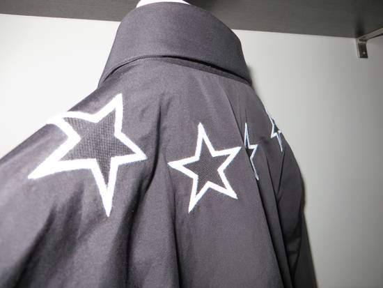 Givenchy Star embroidery shirt Size US M / EU 48-50 / 2 - 7