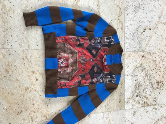Givenchy Runway Persian Printed Knit Sweater Size US XS / EU 42 / 0 - 4