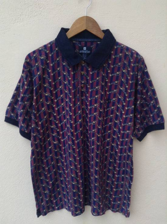 Givenchy Polo T-shirt All over Print Size US L / EU 52-54 / 3