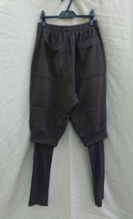 Julius Gray Sweatpants with Leggings Goth_ik fw10 Size US 31 - 1
