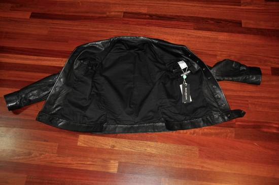 Balmain Black leather jacket Decarnin Size US M / EU 48-50 / 2 - 6