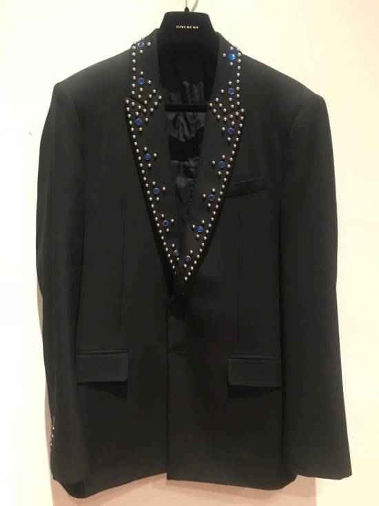 Givenchy Crystal Suit Size 38S