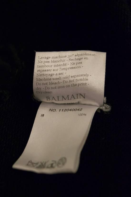 Balmain Balmain Decarnin Era Sleeveless Hoodie Size US XS / EU 42 / 0 - 7