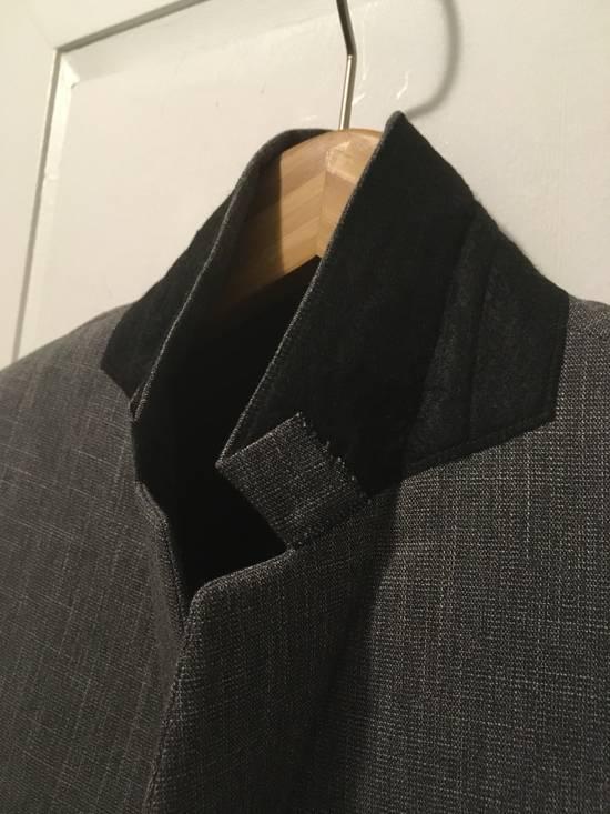 Balmain SS11 Grey Blazer Size 36R - 5