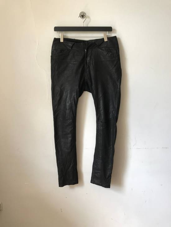 Julius lamb leather pants size 3 Size US 34 / EU 50