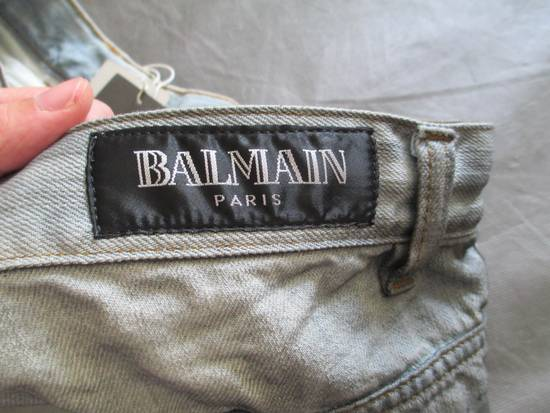 Balmain FINAL PRICE! Brand new! Blackened slim curved jeans Size US 31 - 7