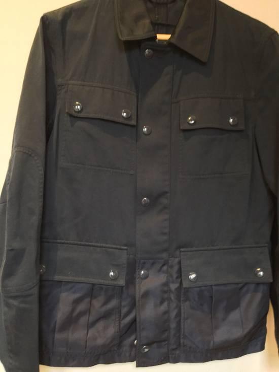 Givenchy Rare Two Tone Navy Blue Givenchy Jacket Size US S / EU 44-46 / 1 - 1