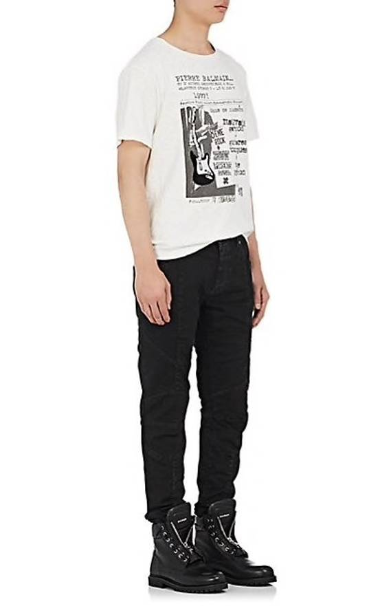 Balmain Balmain Rick And Roll Graphic Tee Size US XL / EU 56 / 4 - 1