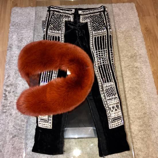 Balmain Balmain Fall 2012 Swarovski Crystal Fabergé Trouser Size US 32 / EU 48