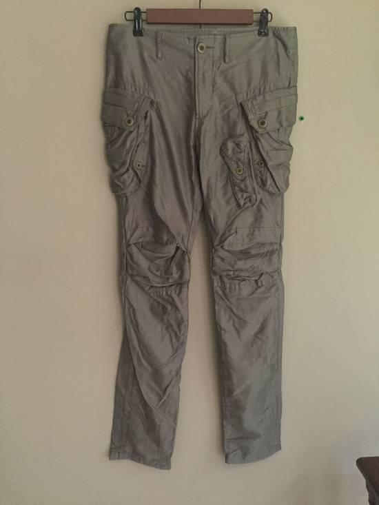 Julius SS10 Cotton-Lyocell Skinny Cargos Size US 31