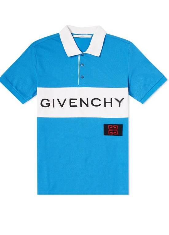 Givenchy Givenchy Logo Polo Shirt Size US L / EU 52-54 / 3