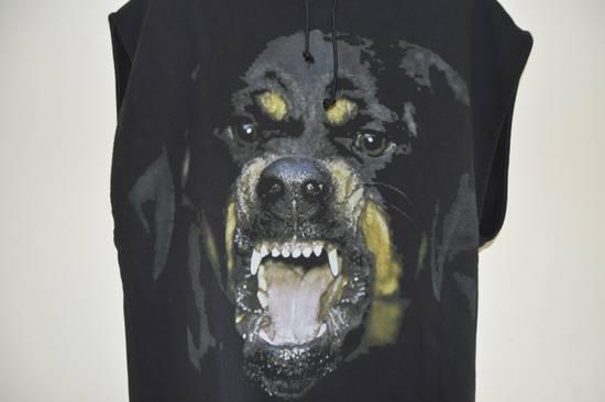 Givenchy Sleeveless Rottweiler Hoodie Size US XS / EU 42 / 0 - 2