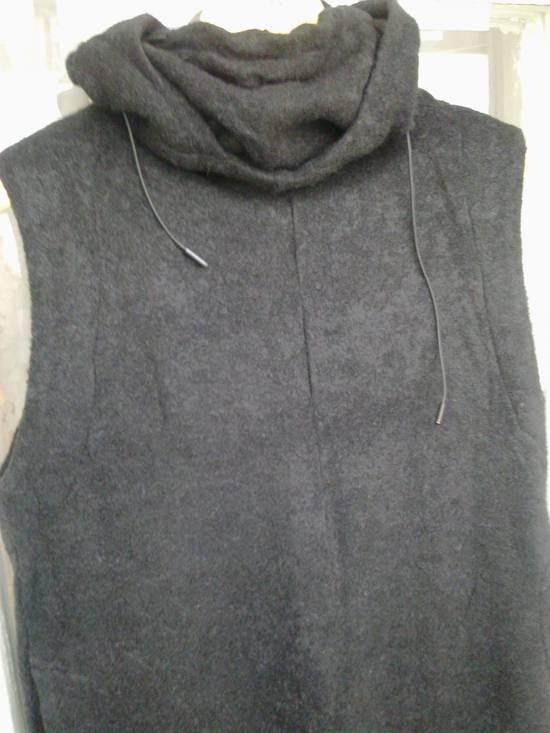 Julius Julius sleeveless sweater with a hood size 3 Size US M / EU 48-50 / 2 - 4
