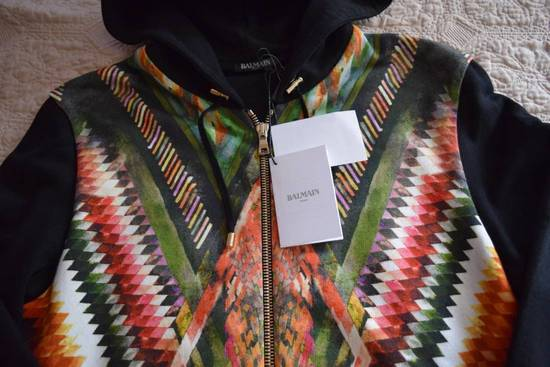 Balmain Balmain $1270 Men's Multicolor Sweater Size L Brand New With Tags Size US L / EU 52-54 / 3 - 3