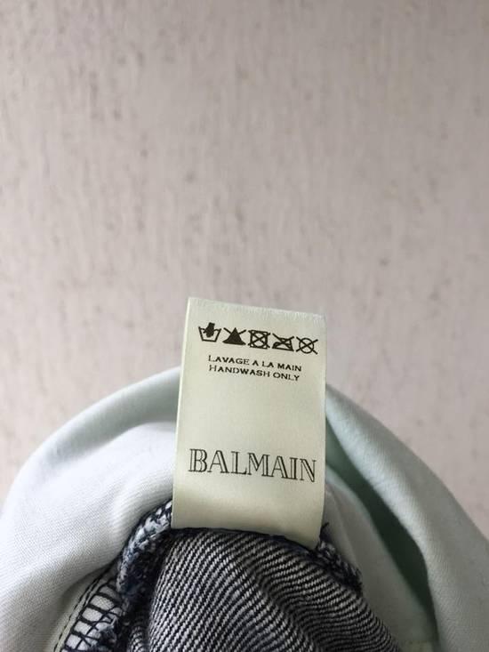 Balmain FW11 Decarnin era 3D jeans Size US 33 - 7