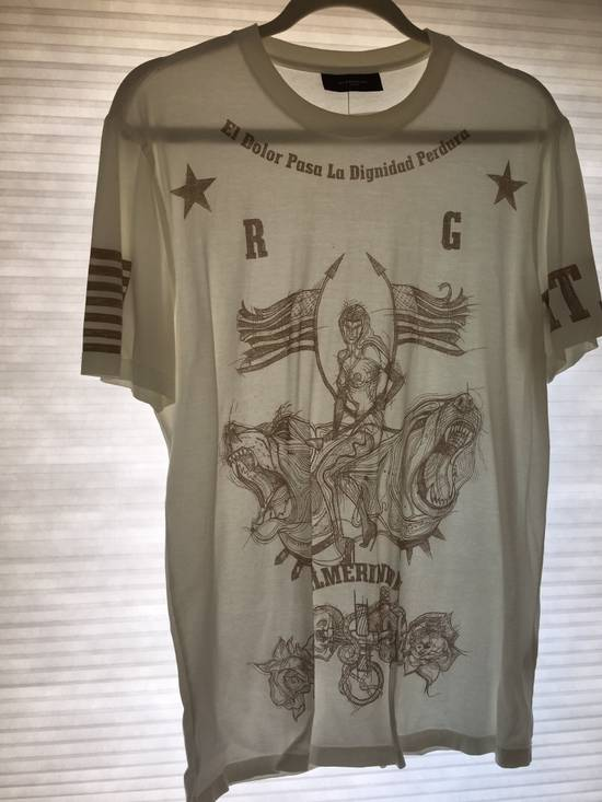 Givenchy Givenchy Graphic t shirt sz M Size US M / EU 48-50 / 2