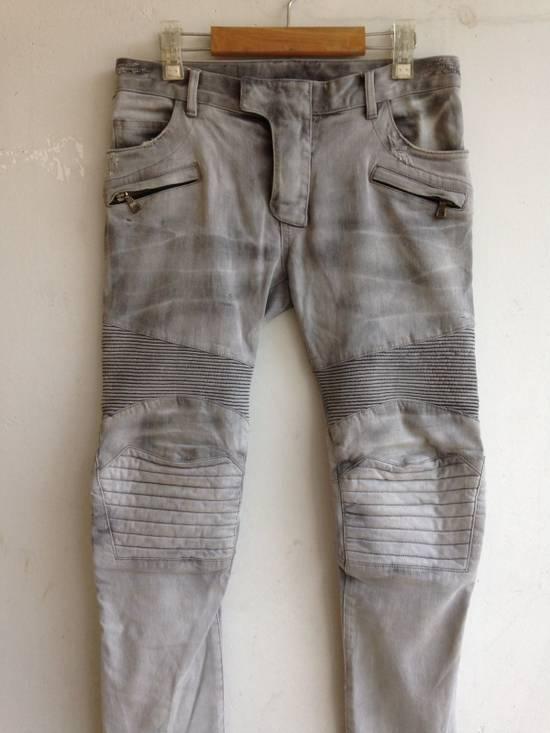Balmain Balmain Biker Jeans Size US 32 / EU 48 - 4