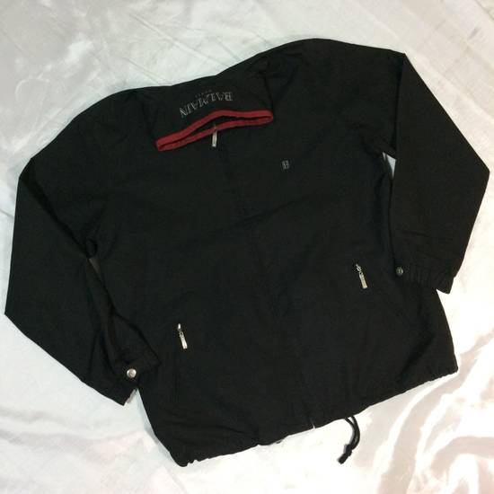 Balmain Balmain Full Zip Big Logo Windbreaker Jacket Size US L / EU 52-54 / 3