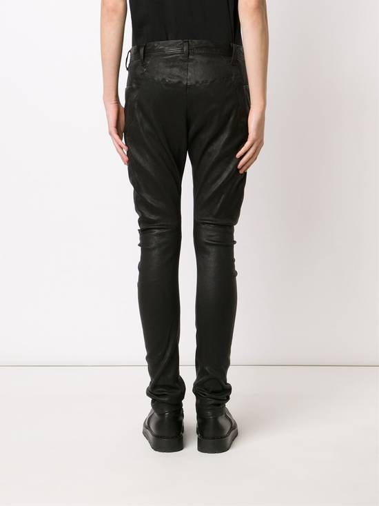 Julius Deerskin Leather Biker Pants Size US 30 / EU 46 - 13