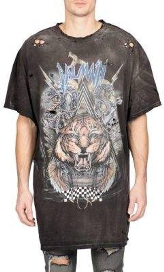 Balmain Destroy effect graphic tee Size US L / EU 52-54 / 3