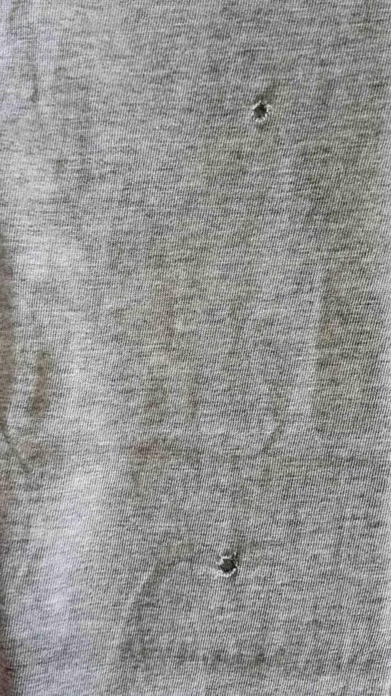 Balmain Distressed t-shirt Size US M / EU 48-50 / 2 - 7