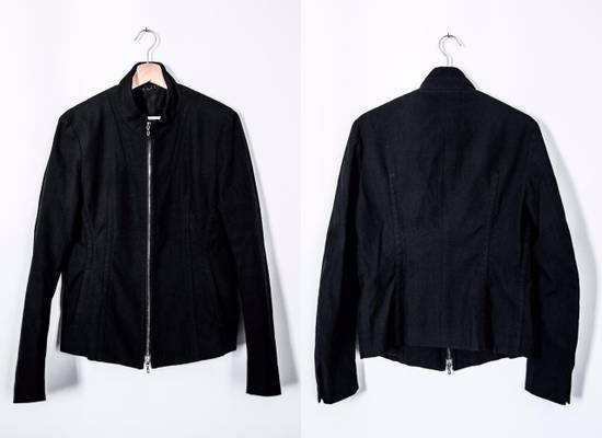 Julius matte black jacket Size US M / EU 48-50 / 2