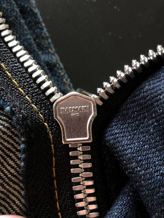 Balmain Balmain Straight Biker Jeans Size US 30 / EU 46 - 7