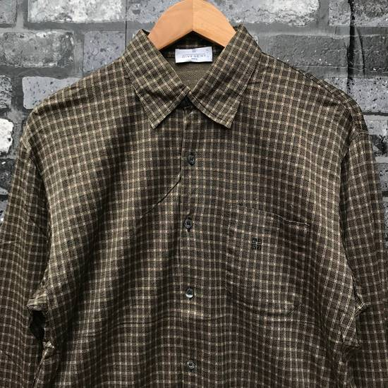 Givenchy GIVENCHY Rare Luxury Look Button Shirt Monsieur Givenchy Paris Size US M / EU 48-50 / 2 - 1
