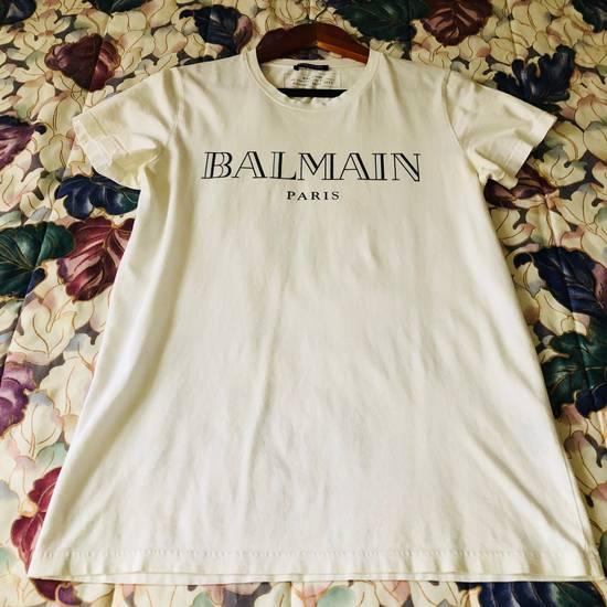 Balmain BALMAIN PARIS Vintage Logo T Shirt COMME DES VUITTON YSL Size US S / EU 44-46 / 1 - 1