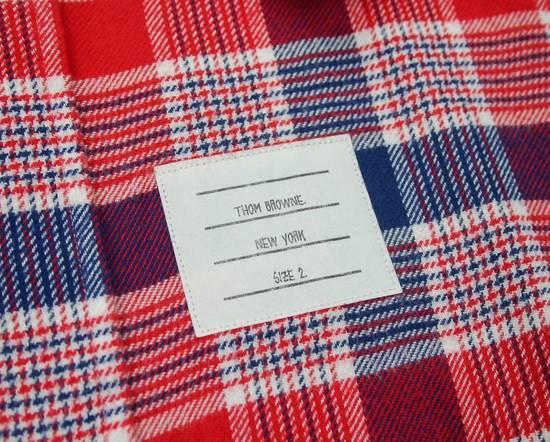Thom Browne Thom Browne Plaid Shirt Size 2 Size US M / EU 48-50 / 2 - 3