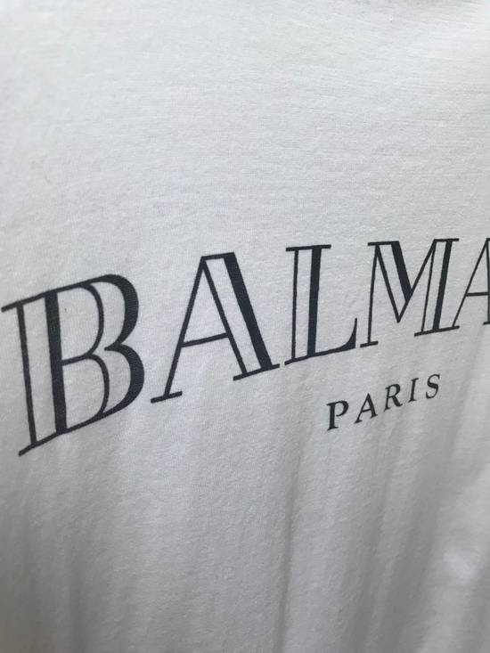 Balmain Balmain Logo T-Shirt Size US L / EU 52-54 / 3 - 3