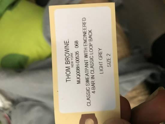 Thom Browne Grey Sweatpants Size US 32 / EU 48 - 4