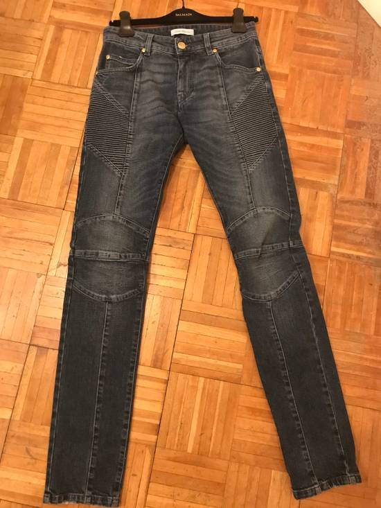 Balmain Indigo Denim Color 725 Size US 29