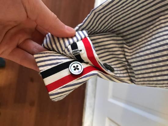 Thom Browne Classic Seersucker Suit Size 36S - 3