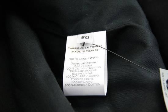 Balmain $2500 Balmain Slim Black One Button Wool Blazer Jacket Blouson Sz 50 48 M Medium Size 40R - 7