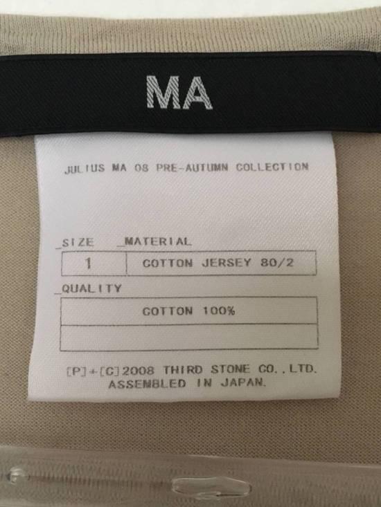 Julius Japan made long sleeve cotton tshirt Size US S / EU 44-46 / 1 - 1