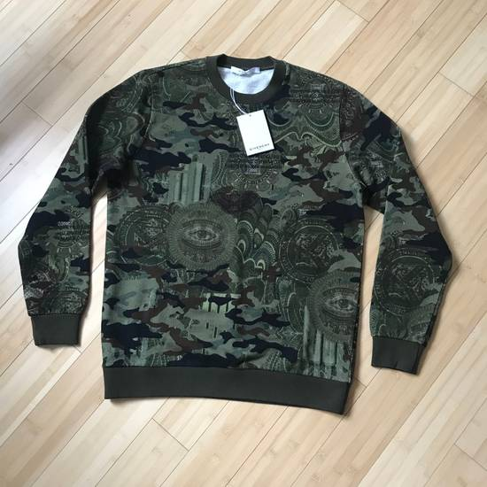 Givenchy Givenchy Camo Sweatshirt S Cuban New With Tags Size US S / EU 44-46 / 1