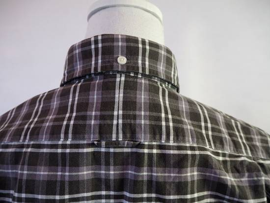 Thom Browne checked soft shirt size 2 Made in USA Size US M / EU 48-50 / 2 - 6