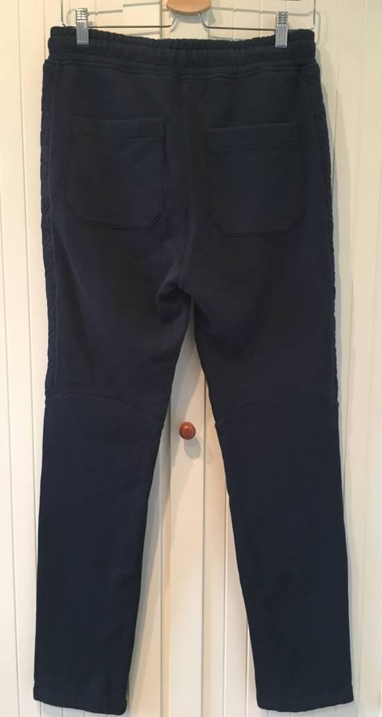 Balmain Houndstooth Embossed Jogging Sweatpants Size US 32 / EU 48 - 7