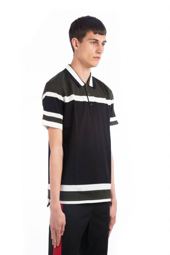 Givenchy Paneled Polo Shirt (Size - XL) Size US XL / EU 56 / 4 - 1