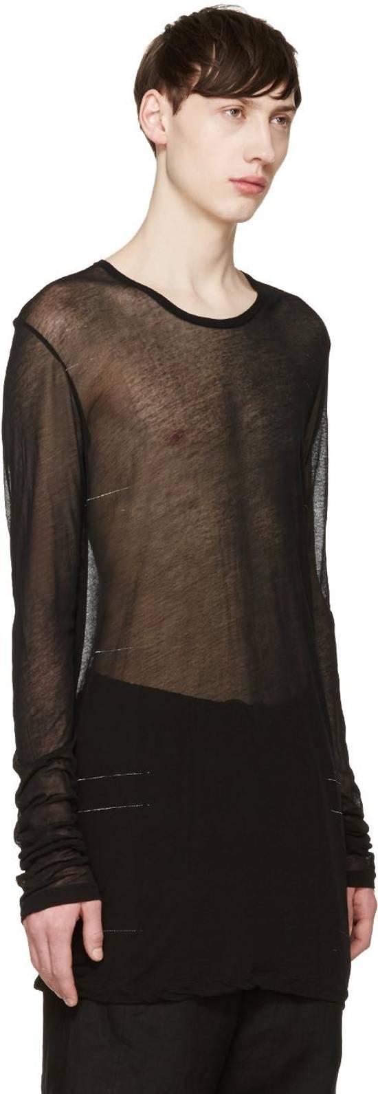 Julius SS16 sheer cotton long sleeve Size US S / EU 44-46 / 1 - 1
