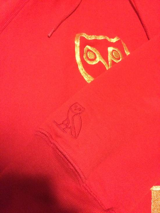 Octobers Very Own OVO Red Hoodie Size US M / EU 48-50 / 2 - 1