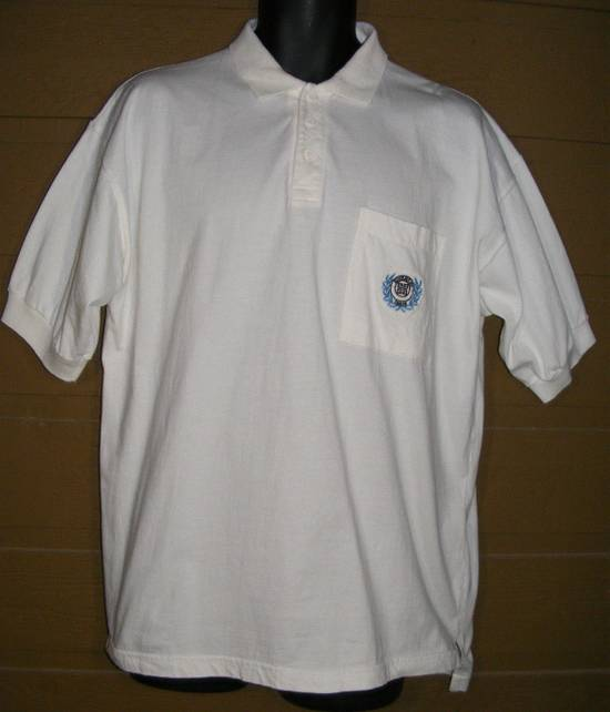 Givenchy Givenchy Activewear Polo, Vintage White, Large, Short Sleeves Size US L / EU 52-54 / 3