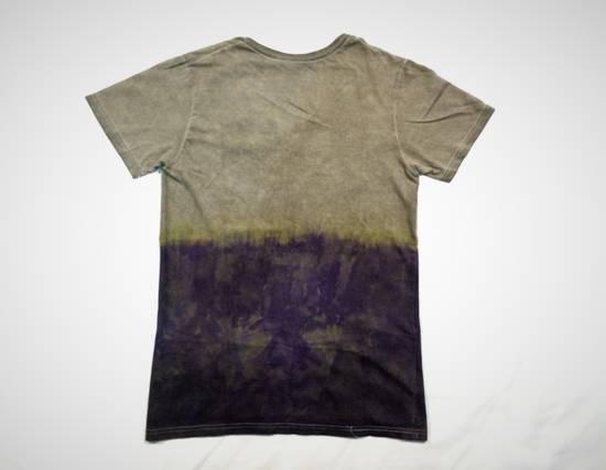 Balmain Auth. BALMAIN Paris Tie Dye Shirt SS 2013 Size US M / EU 48-50 / 2 - 1