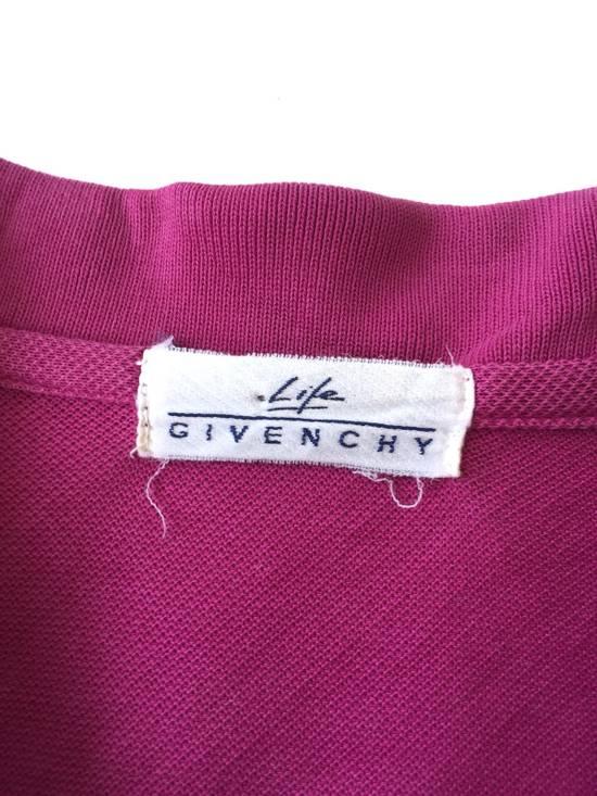 Givenchy Trademark Logo Magenta Polos Size US S / EU 44-46 / 1 - 5