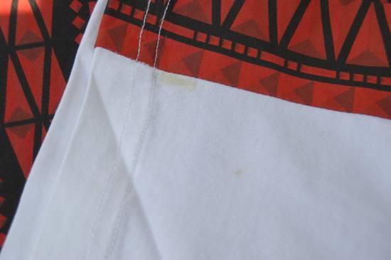 Givenchy White Keffiyeh Print T-shirt Size US XS / EU 42 / 0 - 7