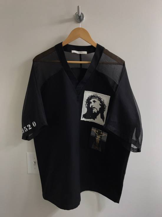 Givenchy Givenchy Men's Runway Crucifixion T-Shirt Size XL SS2016 (AUTHENTIC) Size US XL / EU 56 / 4