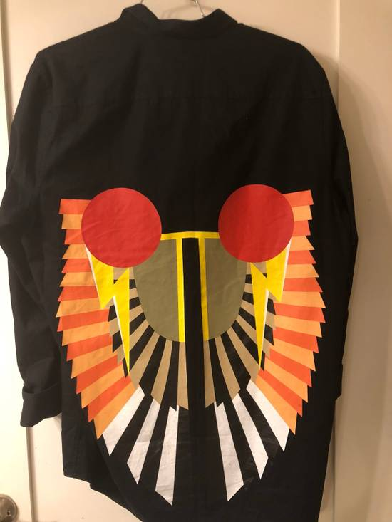Givenchy LAST DROP! Givenchy Graphic Wing Dress Shirt Size US L / EU 52-54 / 3 - 2