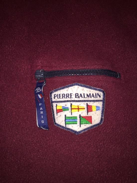 Balmain Vintage Fleece Vest Size US S / EU 44-46 / 1 - 2
