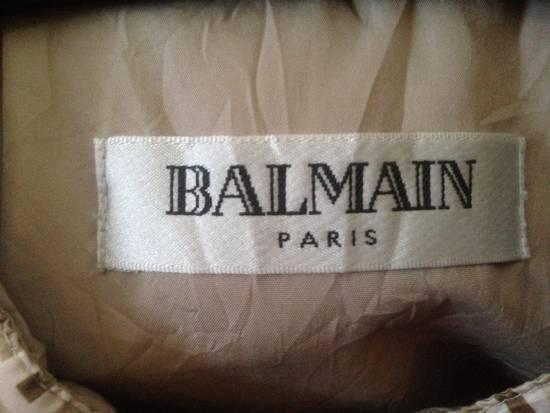 Balmain Vintage Vest Balmain Monogram Authentic Size US M / EU 48-50 / 2 - 3